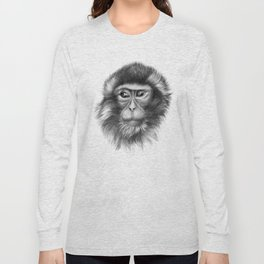 Snow Monkey G2013-069 Long Sleeve T-shirt