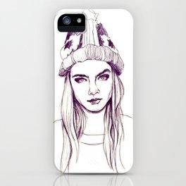 CaraCara iPhone Case