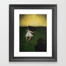 Never Let Me Go Framed Art Print