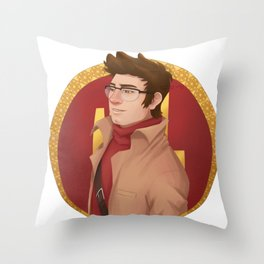The author of the journals Throw Pillow