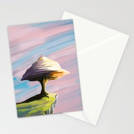 BLESSED TREE Stationery Cards