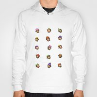 cupcakes Hoodies featuring Cupcakes by Svitlana M