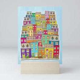 Way Downtown Mini Art Print