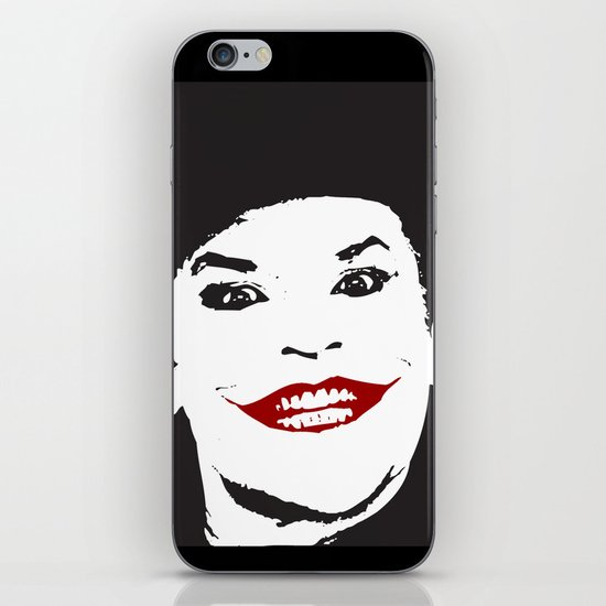 Joker iPhone Skin