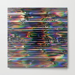 Spectral Winds Metal Print