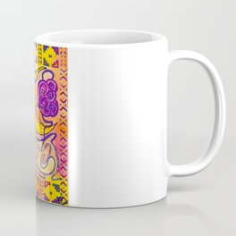 The Blazing Sun Coffee Mug