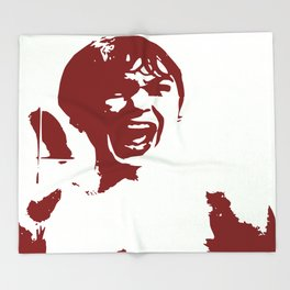 PSYCHO Throw Blanket