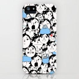 Bobbies Unite iPhone Case