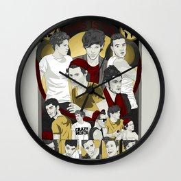 Dis is Oos Wall Clock