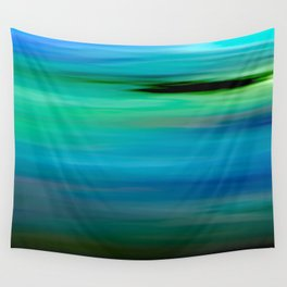 Seascape - blurography Wall Tapestry