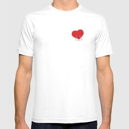 HAPPY VALENTINE T-shirt