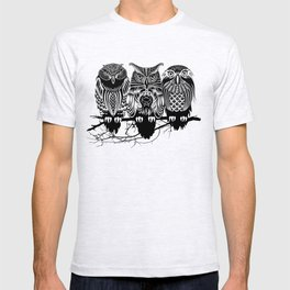 Owls of the Nile T-shirt