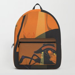 the war of the eyes Backpack
