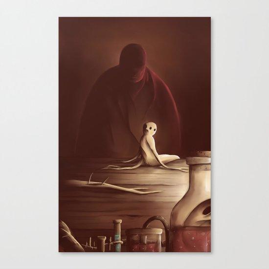The mandrake Canvas Print
