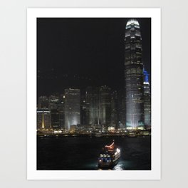 Nightscape Art Print