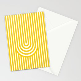 U, Stationery Cards