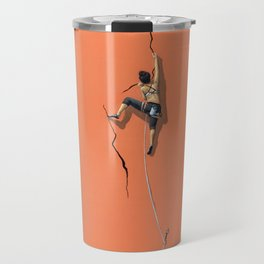 Climbing: Solitude Travel Mug