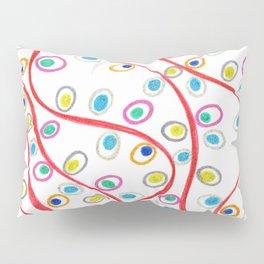 Doodle Pips Pillow Sham