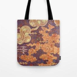 Hidden Patterns Tote Bag