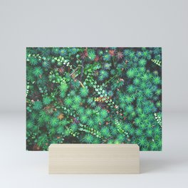 Emerald Cosmos Mini Art Print