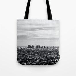 Los Angeles skyline Tote Bag