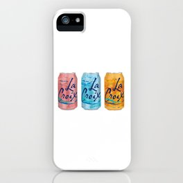 la croix iPhone Case