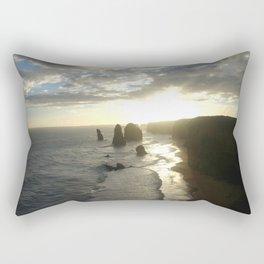 Dusk falls over the Great Southern Ocean Rectangular Pillow