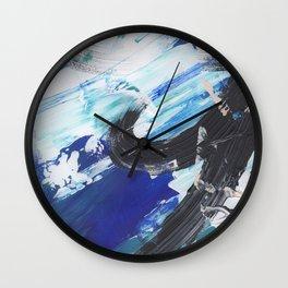 Ocean Storm Wall Clock
