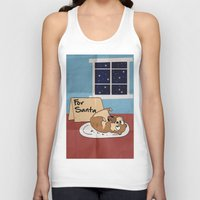 hamster Tank Tops featuring Hamster Cookies by ne11amae