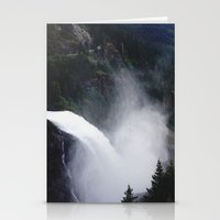 diablo Stationery Cards featuring Diablo Dam by Seymour Glass