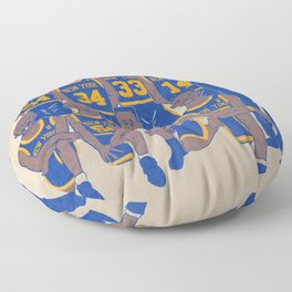 The '94 Knicks Floor Pillow