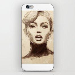 Gigi iPhone Skin