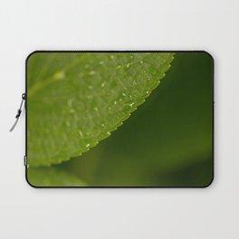 Floral Leaf 05 | Nature Photography Laptop Sleeve