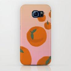 Tangerine Slim Case Galaxy S6