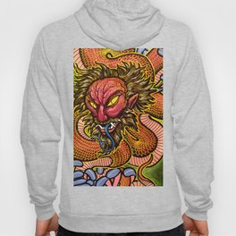 Zhulong Dragon Hoody