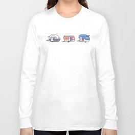 Caravans Long Sleeve T-shirt