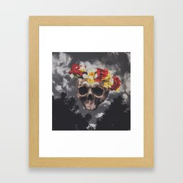 Death II Framed Art Print
