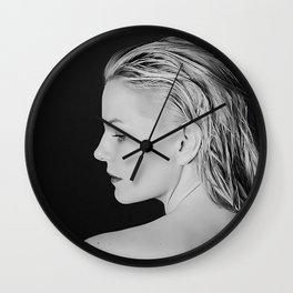 You can't be brave unless you are afraid. Wall Clock