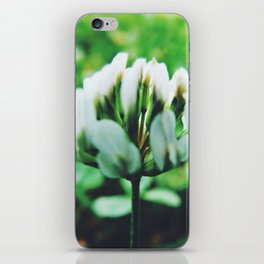 Clover iPhone Skin