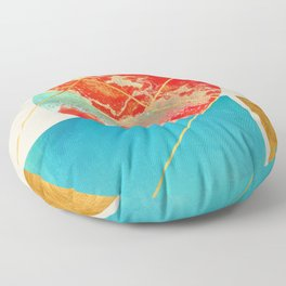 Earth & Sea #society6 #decor #buyart Floor Pillow