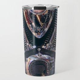 Indian motorcycle engine Travel Mug