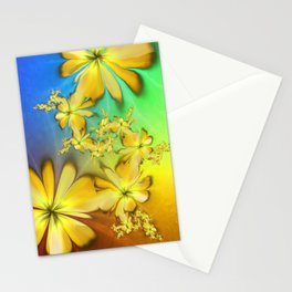 Between Dusk And Noon Stationery Cards
