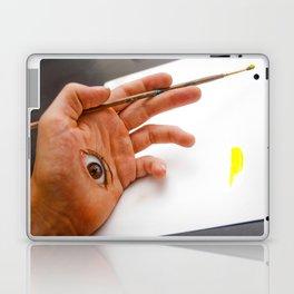 Through the Hand Laptop & iPad Skin