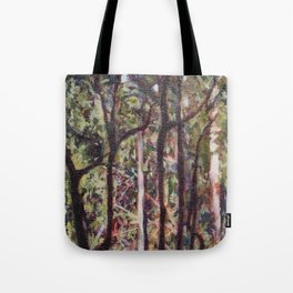 The Australian forest Tote Bag
