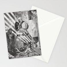 Mon Père Me Guider Une Corde Vers Le Ciel  Stationery Cards