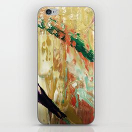 Blurred Detox iPhone Skin