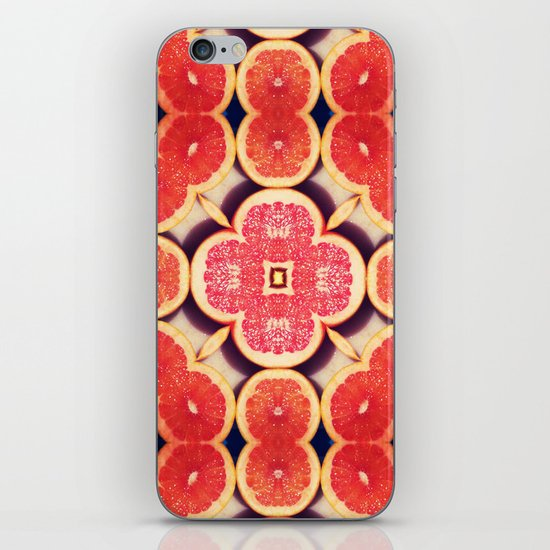 Serie Klai 006 iPhone & iPod Skin