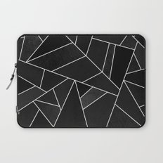 Black Stone Laptop Sleeve