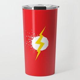 Square Heroes - Flash Travel Mug