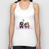 fili Tank Tops featuring Sailor thorin, fili and kili by Rshido